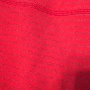 lululemon athletica Pants - Red Lululemon crops size 4